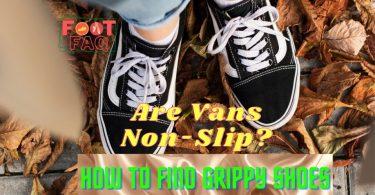 are vans non slip